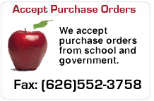 Accept School Purchase Order